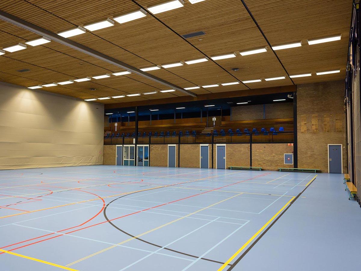De Tweesprong - sportzaal - zaalhuur