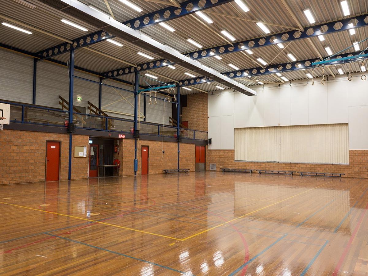 Het Spant Leimuiden - sportzaal - zaalhuur