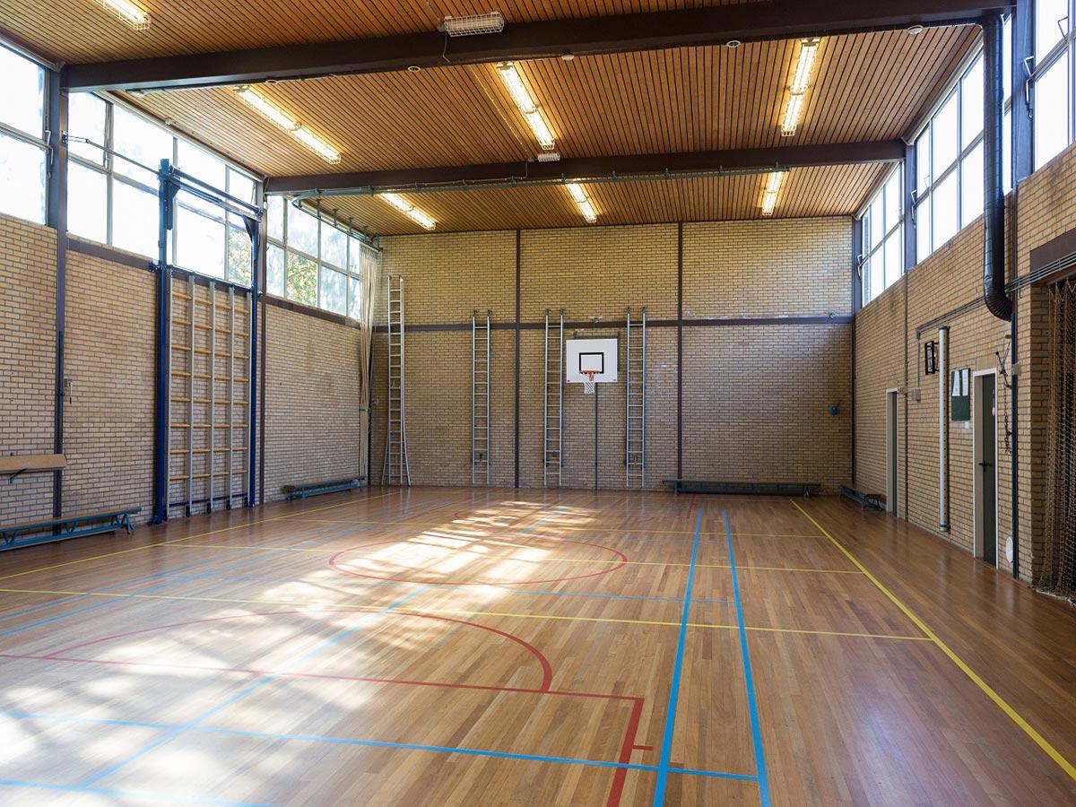 De Meerkant - sportzaal - zaalhuur