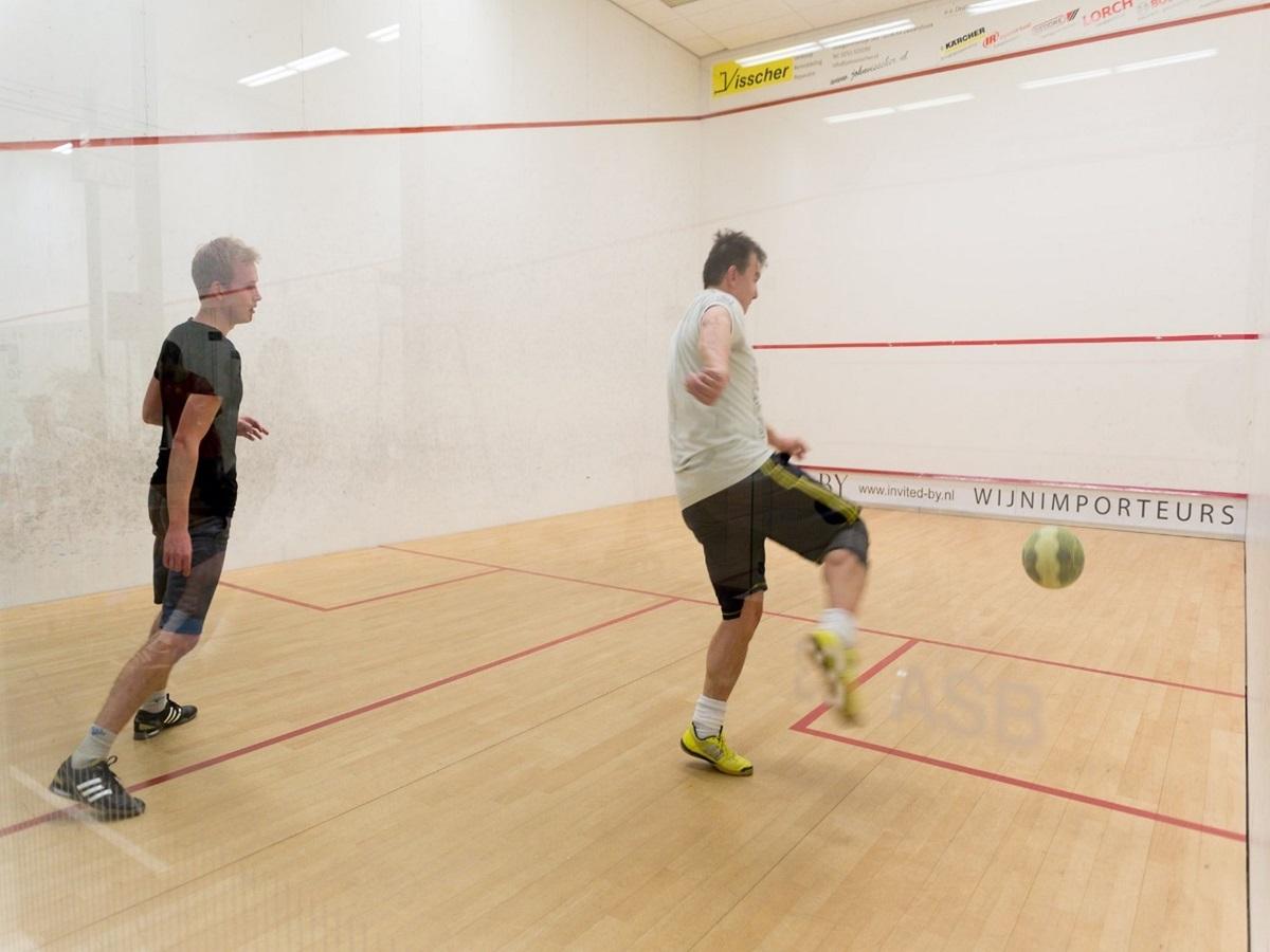 Soccersquash - De Tweesprong - tennis squash soccersquash
